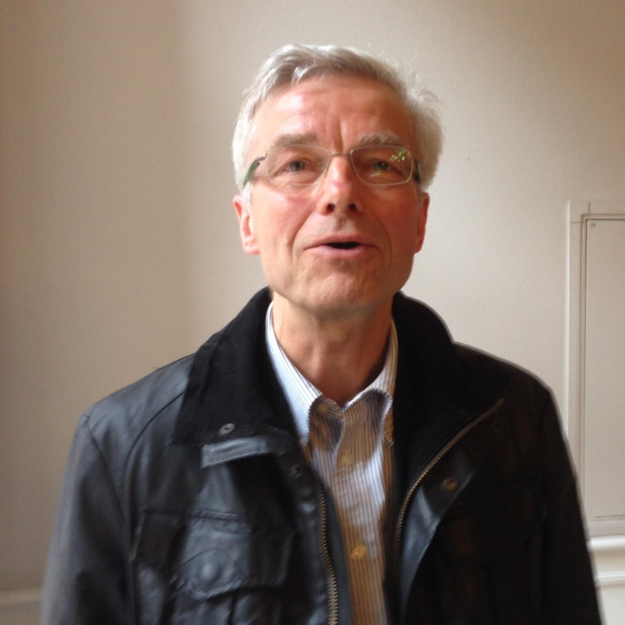 Professor Hans Jørn Kolmos